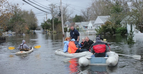 Sandy Recovery and Our Response