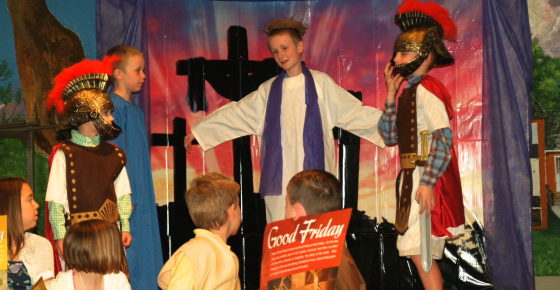 Easter and Holy Week Schedule